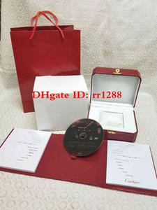 Orologio di alta qualità Scatola di carte originali Scatole di carte per BALLON BLEU DE Orologi da uomo Orologi da polso da uomo
