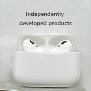 Airs 3 Pro TWS Bluetooth Earphone Air True Wireless Earbuds Sport Headphones for iPhone 11 Android Pk i9000 i90000 max