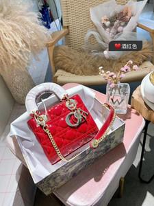 Женская патентный моды кожа сумки на ремне Satchel Мультифункций мешок 0129202