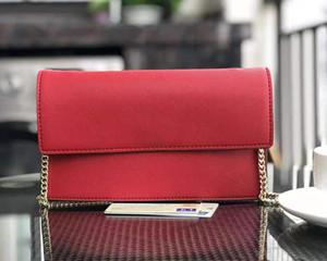 Markenentwerfer Umschlag Schultertasche Double-Layer-Geldbeutelmappe Mini diagonaler mit Kartenhalter für wome