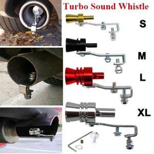 Universal Car Turbo Whistle Car Montagem Turbo Whistle escape cauda tubulação de Som