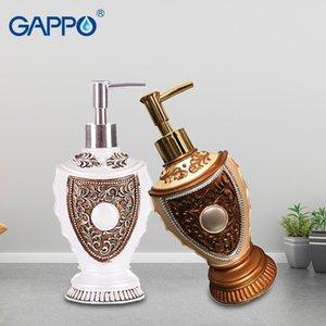 оптовые жидкие мыла смола мыла насос импортирован смолы бутылки ванны Аксессуары для ванной дозаторы мыла бутылки