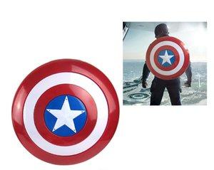 Marvel Captain America щит 32см Косплей Аксессуары Звук и свет щита детских игрушек дня подарок