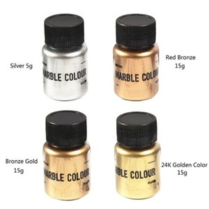 ewelry Accessoires Bijoux Outils Réfleter Metal Equipments poudre de perle résine époxy Colorant Glitter Marbre Metalli ...