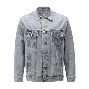 2021 Mens Jacket Hooded Jackets Men Fashion Pattern Print Jacket Long Sleeve Zipper Outdoor Windbreaker Winter Streetwear Coat