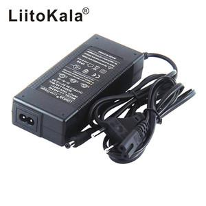 48V 2A cargador 13S 18650 batería cargador de 54.6v 2a constante la presión de corriente constante está lleno de auto-parada