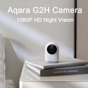 2020 AQARA G2H Caméra 1080p HD Night Vision Mobile pour Homekit Application de surveillance G2H Zigbee Smart Home Security Camera