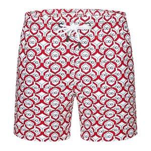 Marca Calças da marca Hot Men Designer verão homens Short Casual Praia Shorts Homens Board Shorts Mens respirável calções Medusa Piscina Curta Pan