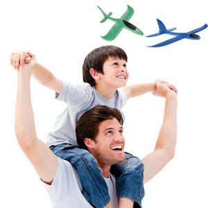 48 centímetros de boa qualidade Mão Lançamento Jogando Glider Aviões Inertial espuma EPP Avião do brinquedo Avião Modelo ao ar livre brinquedo Brinquedos Educativos