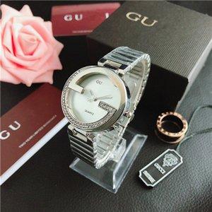 relógios movimento Ins 35.3MM com caixa de mulheres designer de relógios de luxo relógio de moda de quartzo