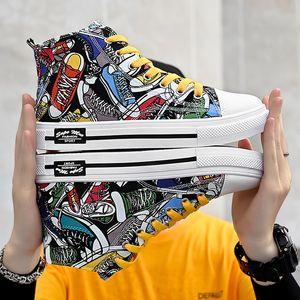 2020 Fashion Leather Platform Women Hombres Zapatos Casuales Sneakers Deportes Entrenadores Para Hombre Impresión de Zapatos de Diseñador Marca Hecha Casera Hecho en China