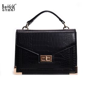 sac femme Tote Bag For Women 2019  Handbags Women Bags Designer Alligator Leather Female Shoulder Messenger Bag sac a main