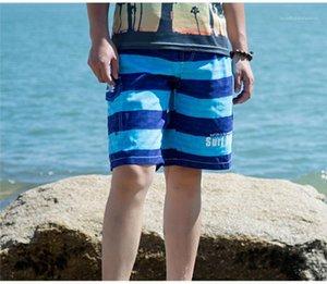 Pantalones cortos cómodos apuestos delgada pantalones de moda para hombre Hermosa playa Nueva Deportes pantalones casuales para hombre Juventud