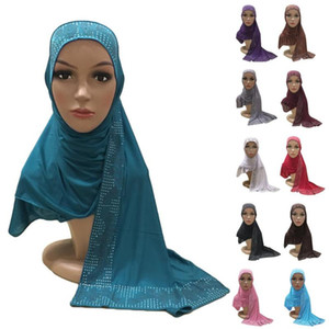 Muslim Women Instant Hijab Head Wrap Islamic Headscarf Shawl One Piece Amira Cap Prayer Hat Turban Scarf Arab Bandanas Ramadan