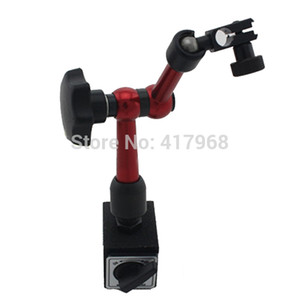 Leverage dial indicator gauge holder micro magnetic stand 210mm Universal Dial Indicator On Off Magnetic Base Stand Holder