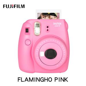 NEW فوجي فيلم InstaxMini 9 هدية مجانية للبولارويد InstantPhoto كاميرا FilmPhoto Camerain 5 ألوان الصورية الفورية 4.9