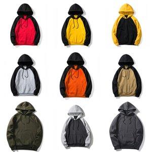 Forma Trendy stampata cuore con cappuccio da uomo con cappuccio Primavera Autunno felpe oversize casual cotone Hoody Coat Plus Size pullover # 979