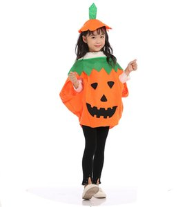 Party Supplies Pumpkin Halloween Costume For Kids Children Cosplay Costumes Amazing free shipping