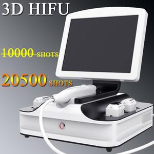 alta intensità di lifting 3D HIFU focalizzata pelle HIFU serraggio bellezza macchina corpo di terapia dimagrante 3D HIFU