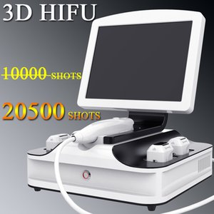3D HIFU Facelifting hohe Intensität fokussierte HIFU-Therapie Hautstraffung Körper schlank 3D HIFU Schönheit Maschine