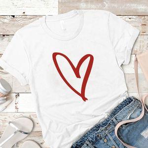 Femmes Leopard lèvres amante graphique dames Mujer Camisa t-shirt Les vêtements T-shirts T-shirt à manches courtes Tops d'été