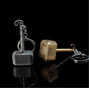 19 tarzı Marvel Thor Hammer Anahtarlık Avengers Son Oyun Thor Silah Emaye Anahtarlık Keys For Men Araç Kadın Çanta Aksesuarları jssl01