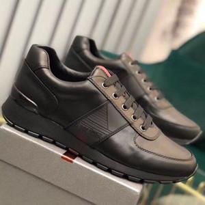 새로운 패션 7 색 STYLE MEN 로퍼 고품질의 가죽과 COLTH P V 물질 드레스 브랜드 신발 EU38-45 SIZE 무료 배송 c03C