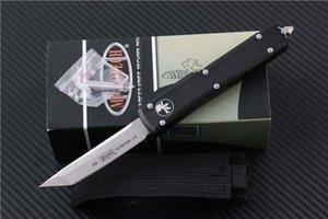 Новый микро UTX-85 TECH автоматический нож MT нож с ЧПУ действие тактический резак шестерни карманные ножи