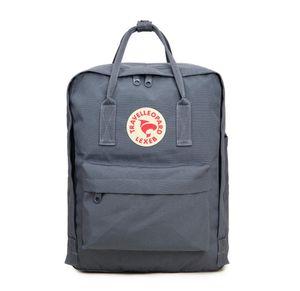 Couple Fjallraven Kanken Classic Portable Wild Backpack Fashion Style Backpack Large Capacity Men Women Backpack Hot Sale #QA193