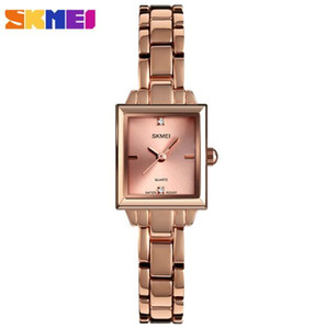Skmei simple fashion ladies watch small dial women models Ladies watches