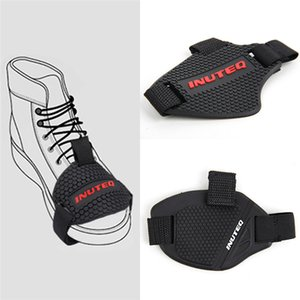 Shifter Gear Shift Pad Riding Antideslizante Boot Cover Moto Moto Soft Rubber Shoe Protector Motocicleta Botas Ajustable Resistente al desgaste