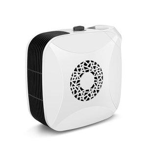 KCASA 8807 Calentador eléctrico de calentamiento 700W calentador portátil con encimera de protección contra sobrecalentamiento del calentador del aire del hogar para el invierno