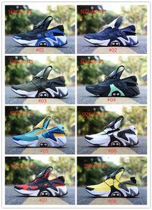 2020 ADAPT Huarache Racer синий кроссовки мужчины желтый черный NMD Huaraches кроссовки дизайнер raect Hurache тренеры