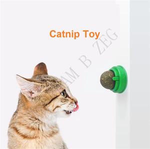 cat Natural brinquedos catnip brinquedos gato produtos brinquedo catnip comestível casa bola gatos hortelã bola proteger os brinquedos do gato estômago