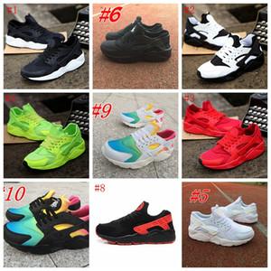 Huarache Running Shoes ultra clássico Huraches 1.0 Para Homens Mulheres Triplo Black Red White coloridos sapatilhas huaraches Sports Shoes Tamanho 36-46