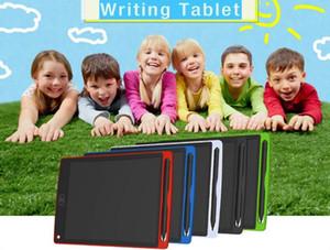 8.5inch LCD numérique écriture Drawing Board tablette électronique Tableau noir Petit bureau sans papier Handwriting Pads avec stylet pour enfant