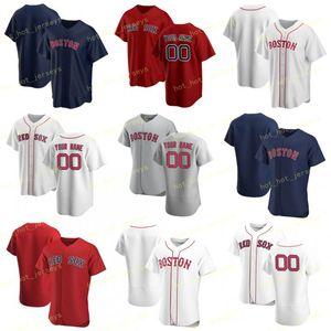 Özel Ad 11 Devers 2020 Beyzbol Jersey 3 Jose Peraza 5 Kevin Pillar 17 Nathan Eovaldi 18 Mitch Moreland 22 Chris Mazza 23 Michael Chavis
