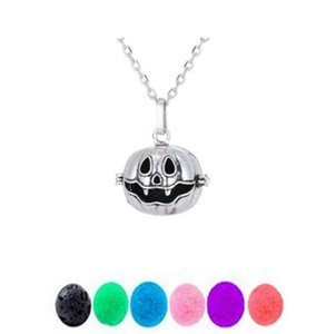 Locket Essential Oil Diffuser Necklace perfume diffuser pendant Charms necklace Aromatherapy Locket Pendant charm necklaces