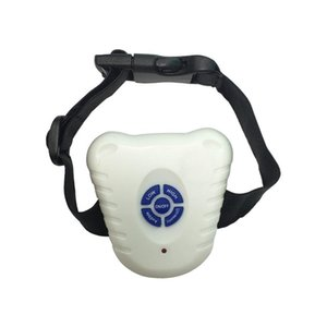 Pet Dog No Barking Stop Collar Ultrasonic Anti Bark Training Electronic Machine Pet Dog Accessories BBA5