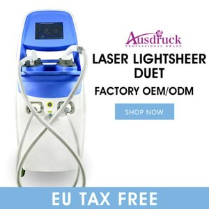 New 808 diode laser hair removal machine epilator laser diode lazer Lumenis LightSheer Diode hair reduction equipment UK shipping