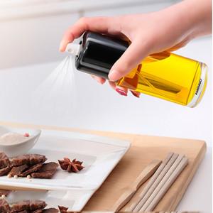 Huile de graissage en gros Pulvérisation Bouteille Injecteur de Carburant Pulvérisateur Pot Sauce Bateaux Outils de Cuisine Injection Olive Stocké Pulvérisation Biberons BH0023