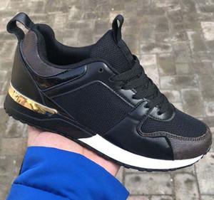 Nuevos hombres de diseño de zapatos de marca de lujo de los hombres de las mujeres de corte bajo casuales Away Shoes Francia marca hombres mujeres zapatillas de deporte mocasines 36-45