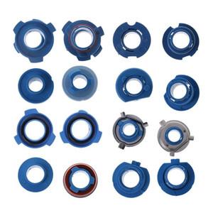 2pcs LED 전조등 전구 자료 소켓 소켓 홀더 880 HB4 HB3 H11 H7 H4 H3 H19005 9006 9004 9007 for Car Halogen Headlamps