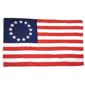 Bandiera americana 13 Stelle USA storico US lag poliestere USA striscia Bandiera Bandiera Hobby Decorazione Casa banner Gommino