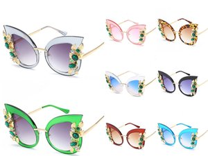 Moda popular filhos de Esportes Óculos Meninos Retro Estilo UV400 bonito Óculos de sol baratos 24 1Pcs Lot frete grátis # 336331