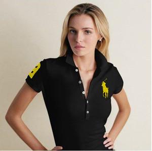 Роскошные designerHot женские дизайнеры рубашки поло Модные мужские футболки вышивка с коротким рукавом Поло бренды базовый топ офис бизнес тройники M-3XL