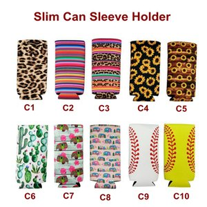 15 Designs Neoprene Can Cups Cover Cooler Cup Holder Beverage Beer Coke Can Drinks Bottle Cover