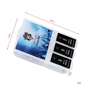 Demon killer Care Kit инструменты для очистки из нержавеющей стали винты шестигранный ключ шестигранный разъем набор и круглая головка крест винт Fit RDA RBA RDTA