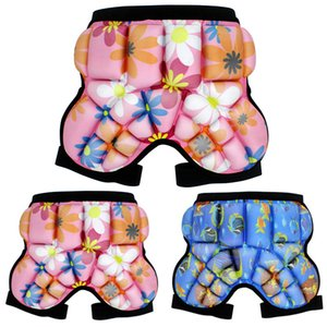 Children Padded Skiing Snowboard Hip Buttocks Protective Shorts Protector Gear Universal Fit for 65kg Children Adults