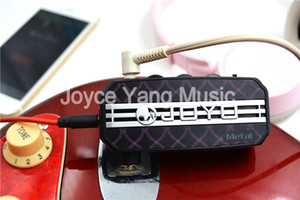 JOYO JA-03 ميني جيب مكبر للصوت الغيتار 6 تأثير المعادن / الرصاص / الانجليزية قناة / سوبر الرصاص / أنبوب حملة / الصوتية